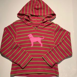 The Black Dog hooded pullover (3T)